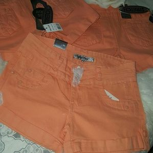 🍑 Peachy 🍑 shorts